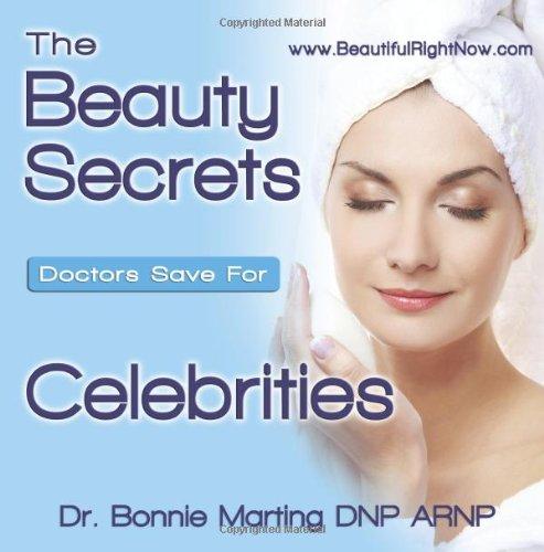 Read Online The Beauty Secrets Doctors Save For Celebrities pdf epub