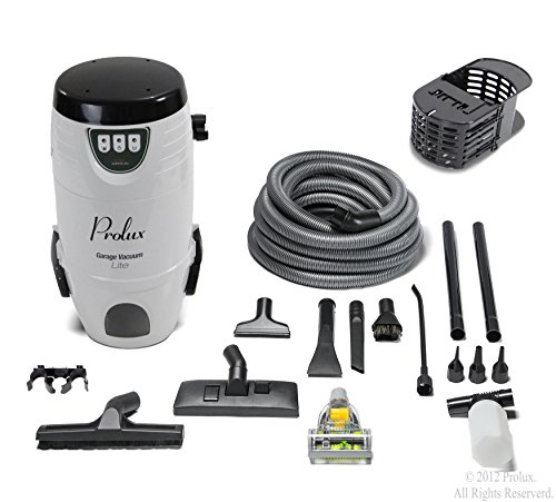 Prolux LITE Wet Dry Garage Shop Vacuum Vac - Vacuum, (Extraction Wand)
