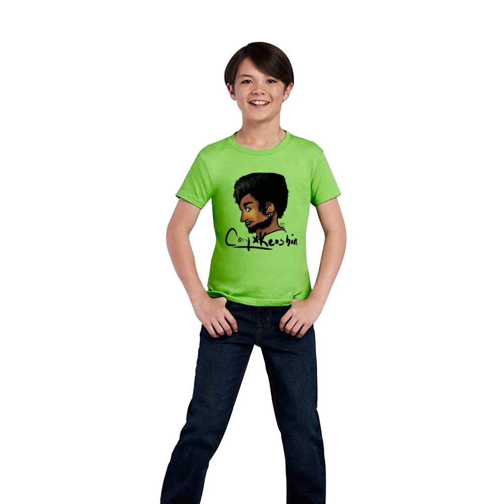 Boys and Girls Coryx-Kenshin T-Shirts Youth Fashion Tops