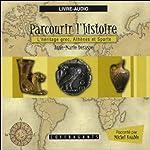 L'héritage grec, Athènes et Sparte (Parcourir l'histoire 3) | Anne-Marie Deraspe,Julie Gauthier