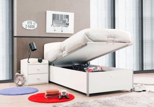 Cilek Active Bett mit Bettkasten (90x190cm)
