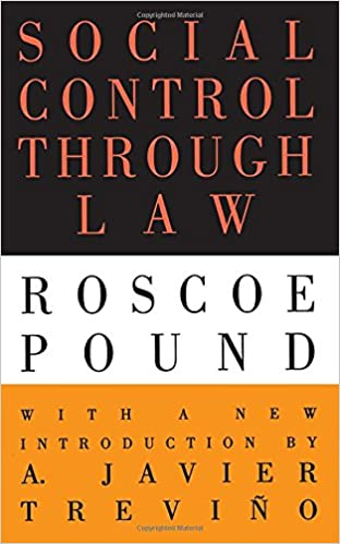 roscoe pound sociological jurisprudence