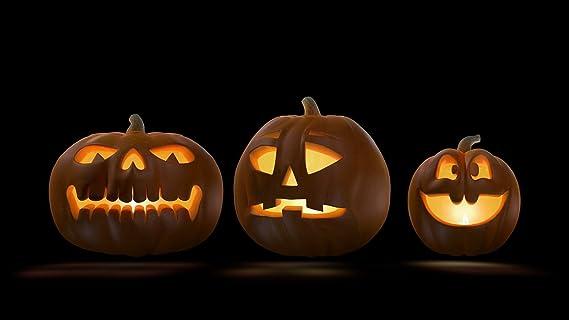 Hallo Halloween Decoraties : Amazon halloween window projection kit includes lumen