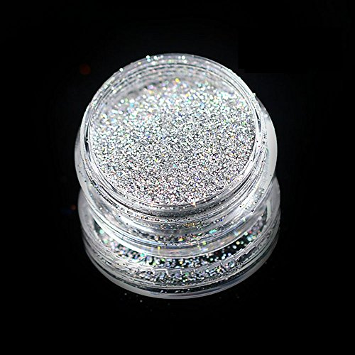 Ultra Fine Cosmetic Grade Glitter (Silver)