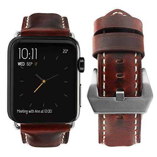 top4cus Genuine Leather Replacement Stainless