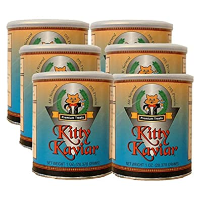 6-pack Kitty Kaviar 6 Oz from Kitty Kaviar
