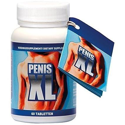 Penis XL Cápsulas Píldoras * ayuda potencia prolongado sexo * medios de alargamiento del pene potencia