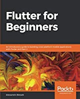 Flutter for Beginners Cover