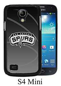 San Antonio Spurs 11 Black Newest Customized Samsung Galaxy S4 Mini Phone Case