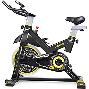 Cly Bicicleta de Ejercicio de Lujo Mudo SY: Amazon.es: Hogar