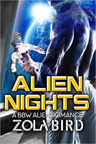 Read Alien Nights: BBW Alien Romance (Alien Alphas Book 1) PDF