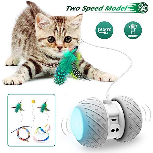 Interactive Robotic Cat ToysAutomatic