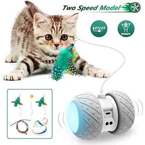 Interactive Robotic Cat ToysAutomatic