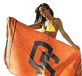 Oregon State Beavers OS Logo 30'' X 60'' Beach Towel