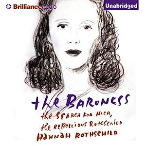 The Baroness Audiobook