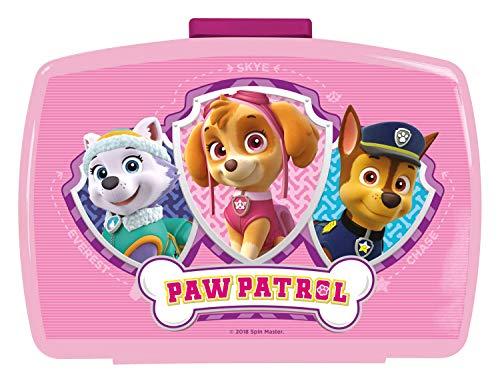 Paw Patrol Girls Brotdose mit Einsatz