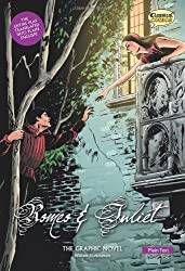 Romeo and Juliet The Graphic Novel: Plain Text (British English)
