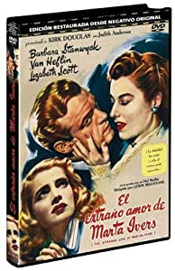 El Extraño Amor De Martha Ivers [DVD]