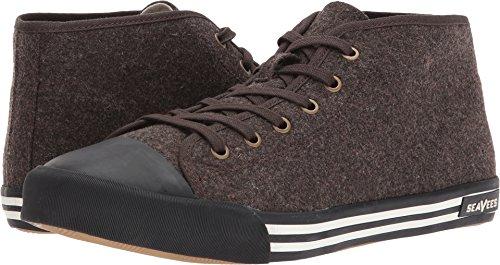 Dark Earth Footwear (SeaVees  Men's White Walls Sneaker Dark Earth 9.5 D US)