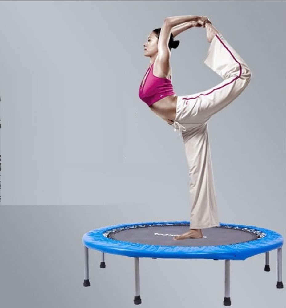WEI Home Fitness Folding Trampolin Erwachsene Pilates Fitnessgeräte Home Indoor Kinder Springen Bett Multifunktionale Spring Bounce Bed,Bild,Einheitsgröße