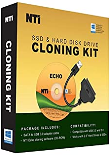 Amazon com: NTI Echo 2019 [On Sale!] The Best Cloning