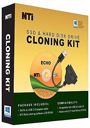 NTI SSD y disco duro Kit de clonación [en venta!] El mejor kit de ...