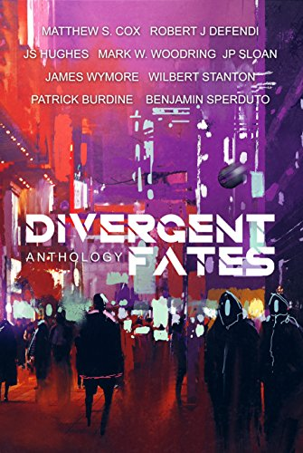 #freebooks – Divergent Fates Anthology free for the next 2 days