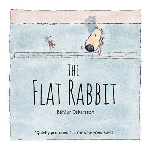 The Flat Rabbit Text fb2 book