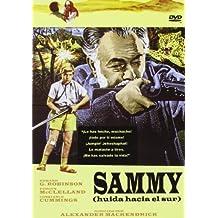 Sammy, Huida Hacia El Sur