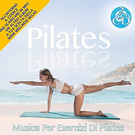 Amazon.com: Pilates -Musica Per Esercizi Di Pilates 2 Cd ...
