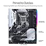 ASUS PRIME Z370-A LGA1151 DDR4 DP HDMI DVI M.2 USB 3.1 Z370 ATX Motherboard with USB 3.1 for 8th Generation Intel Core Processors