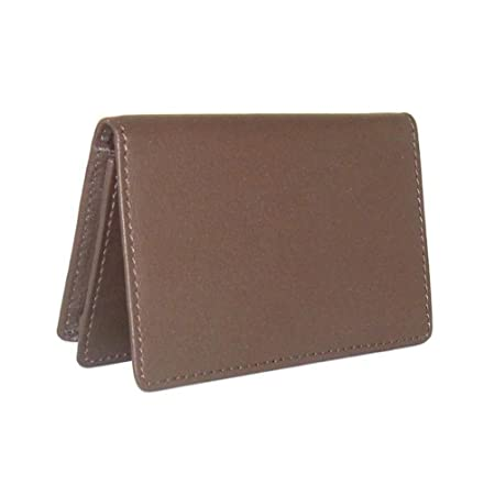 98c138e232c Leather Business Card Holder: Amazon.co.uk: Kitchen & Home