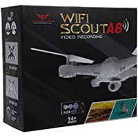 AIR AMERICA DRONE Wifi Scout A8
