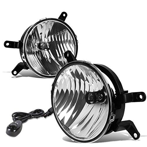 06 mustang grill fog lights - 5