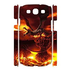 Dragon Phone Case For Samsung Galaxy S3 I9300 [Pattern-1]