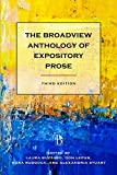 img - for The Broadview Anthology of Expository Prose - Third Edition book / textbook / text book