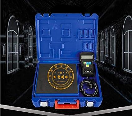 Báscula digital de carga de refrigerante electrónica, 100 kg ...