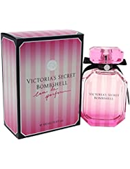 Victoria's Secret Bombshell Eau de Parfum Spray for Women, 3.4 Ounce
