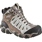 Oboz Women's Sawtooth Mid BDRY Hiking Boot,Iceburg,10.5 M US