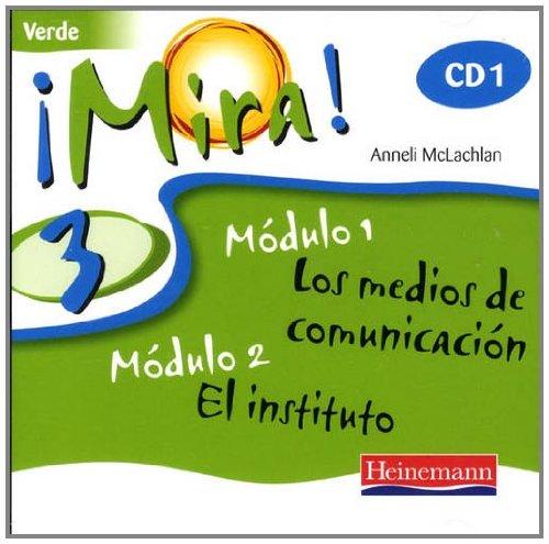 Download Mira 3 Verde Audio CD (Pack of 3) ebook