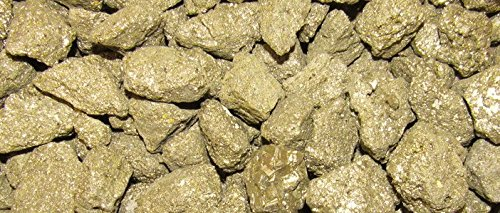Zentron Crystal Collection Natural Pyrite Stones 3 Pound Lot Nice Large 1