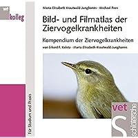 Bild- und Filmatlas der Ziervogelkrankheiten, 1 CD-ROM Kompendium der Ziervogelkrankheiten. Für Windows 95/98/2000/ME/NT/XP