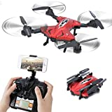 Cheap SkyCo RC Foldable Drones Helicopter with Video & Photo Camera Drone,2.4ghz 6-axis Gyro Rc Drones for Kids