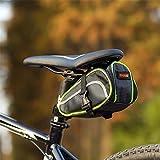 Best Saddles - Baiyu Waterproof Large Expandable Bicycle Bag / Saddle Review