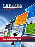USA: My Loft In New York
