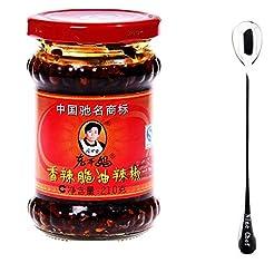 Lao Gan Ma Spicy Chili Crisp (Chili Oil ...