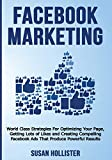 Facebook Marketing: World Class Strategies For