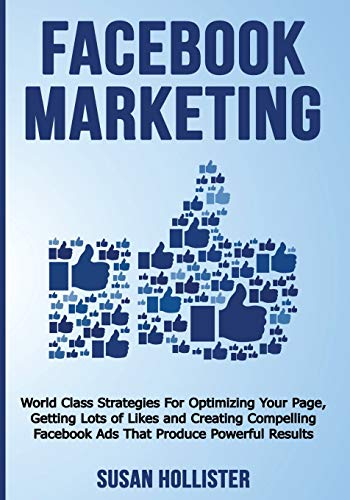Facebook Marketing: World Class Strategies For Optimizing for sale  Delivered anywhere in Canada