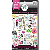 me & my BIG ideas  PPSV-05 Create 365 The Happy Planner Sticker Value Pack Planner, Sticker Today is the Day