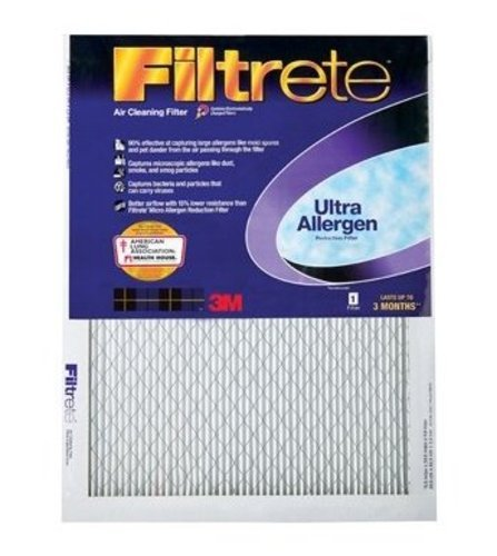 18x18x1 3M Filtrete Ultra Allergen Filter